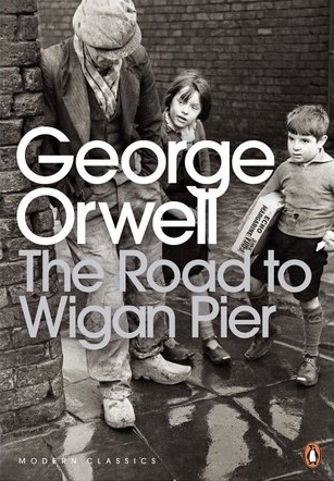 George Orwell - The Road to Wigan Pier.jpg