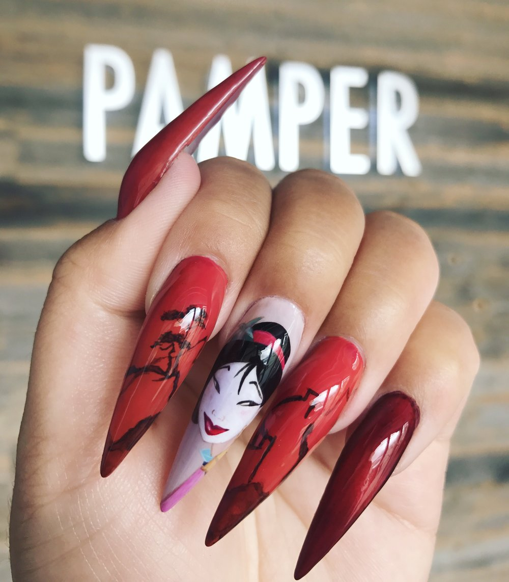 Learn More — Pamper Nail Gallery - Fremont, California