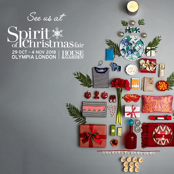 Come see us next week at The Spirt of Christmas Fair, stand N45! We still have a few complimentary tickets left PM us for details. @spiritfairs #spiritofchristmas #cashmere #cashmerecoats #winterfashion