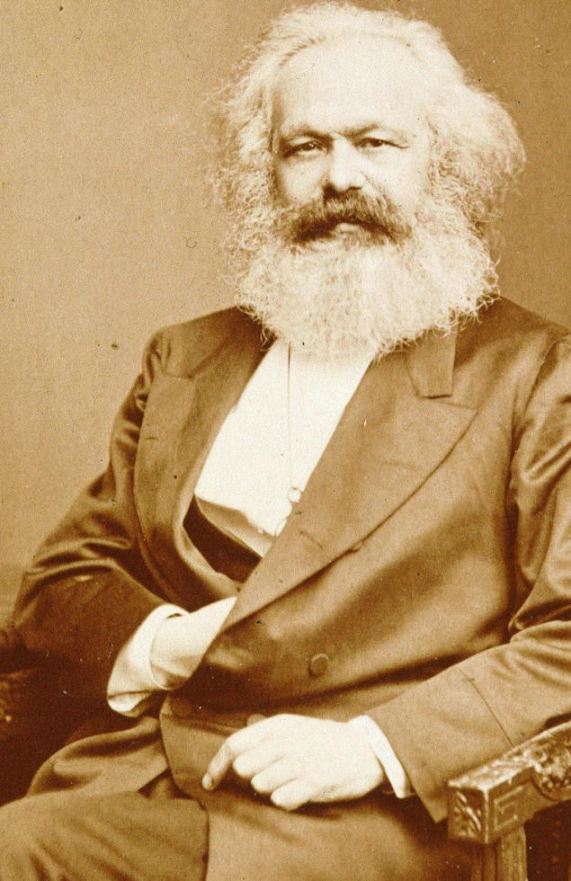 On your Marx: the philosopher at 200 - Economist Espresso