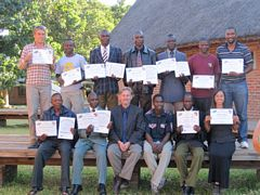 Gusu's first permaculture graduates