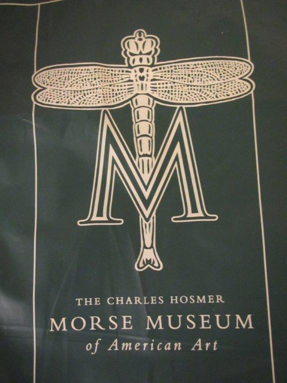 - Bags from specialty shops for museums,