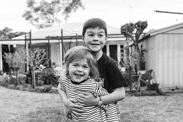 These two.  #laurenmcadamphotography #geelongfamilyphotographer #siblings #documentaryphotography #madeingtown #familyphotography #shamoftheperfect #candidchildhood #childhoodunplugged #momtog #documentyourdays #inbeautyandchaos #letthekids #inhomephotography #clickinmoms #fearlessandframed #brotherlylove #documentaryphotography
