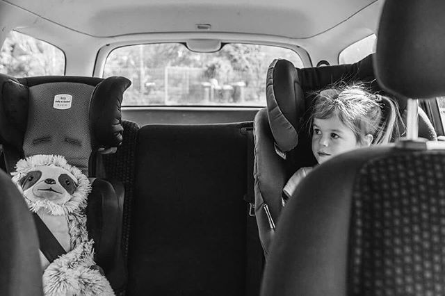 Week 21/52 - When your eldest is replaced by a sloth.  The Car Project - One photo a week of car life.  Head over to @1franjorgensen1 and @claireh.nz to see this weeks instalment of their car project 🚗  #laurenmcadamphotography #geelongfamilyphotographer #thecarproject2017 #carlife #clickinmoms #shamoftheperfect #candidchildhood #childhoodunplugged #momtog #documentyourdays #documentaryphotography