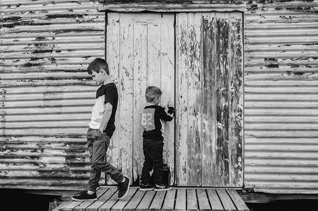 Had these handsome fellows back today for their annual photo shoot.  Great to see how much they had grown since last time.  We hung out at a farm, exploring, climbing on hay bales,  collecting centipedes and just capturing how they are now at 7 and 4.  #laurenmcadamphotography #geelongfamilyphotographer #documentaryphotography #madeingtown #familyphotography #shamoftheperfect #candidchildhood #childhoodunplugged #momtog #documentyourdays #inbeautyandchaos #letthekids #inhomephotography #clickinmoms #fearlessandframed #illuminateclasses #documentaryphotography