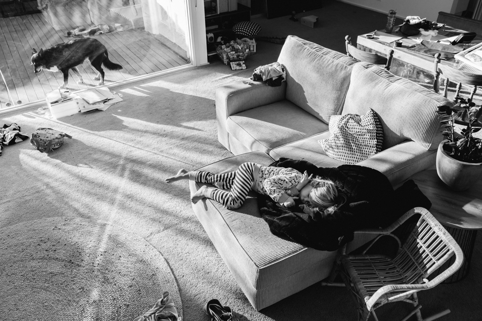 Lauren McAdam Photography Geelong family children in home morning light.jpg