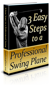 Professional Golf Swing Plane
