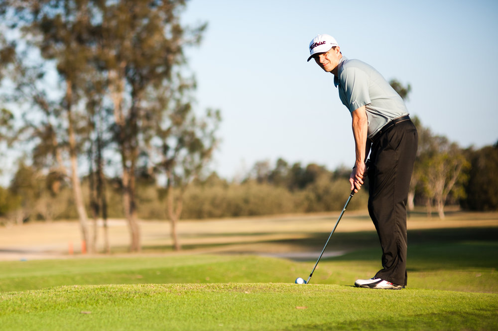 proper golf swing takeaway  -