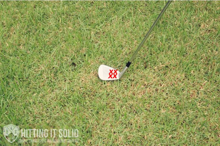 Golf Heel Shots