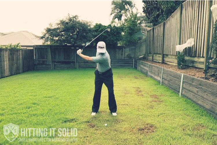 Shoulder Turn In Golf