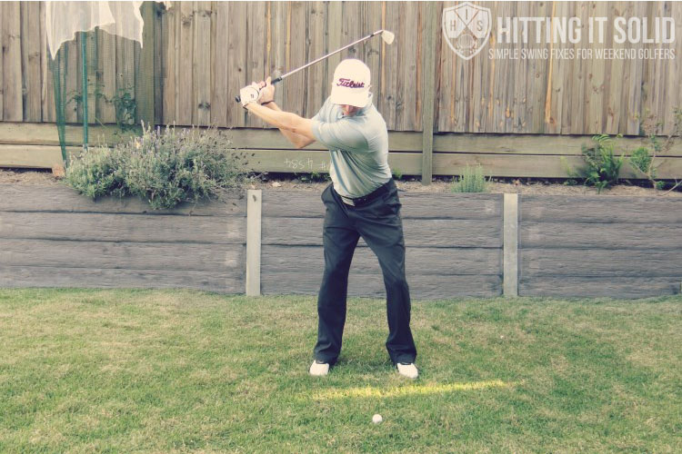Make a proper golf backswing that add consistency to your golf game