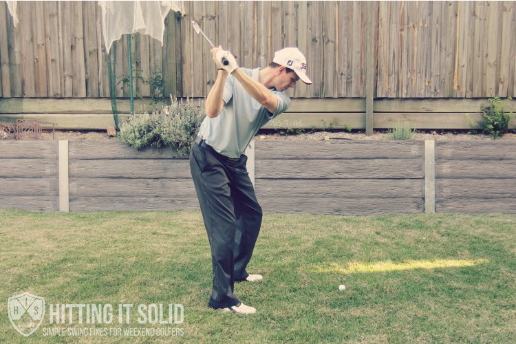 Get the correct golf swing plane that leads to a great backswing and lower scores