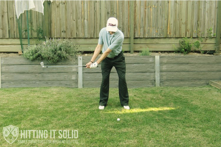 If you want to know how to get the correct wrist hinge in the golf swing you need to know the right technique. Learn 7 steps to getting the correct wrist hinge in the golf swing right here.