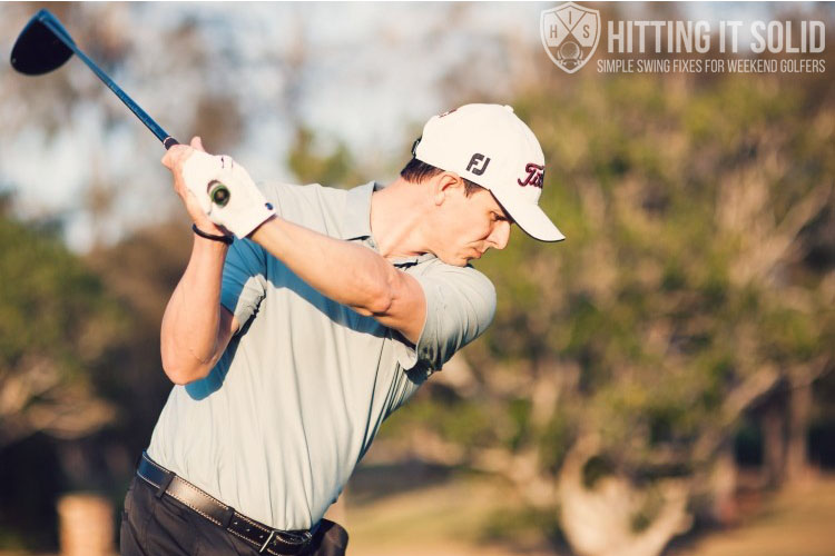 Your head position throughout the golf swing is vital to maintain a consistent and solid golf swing