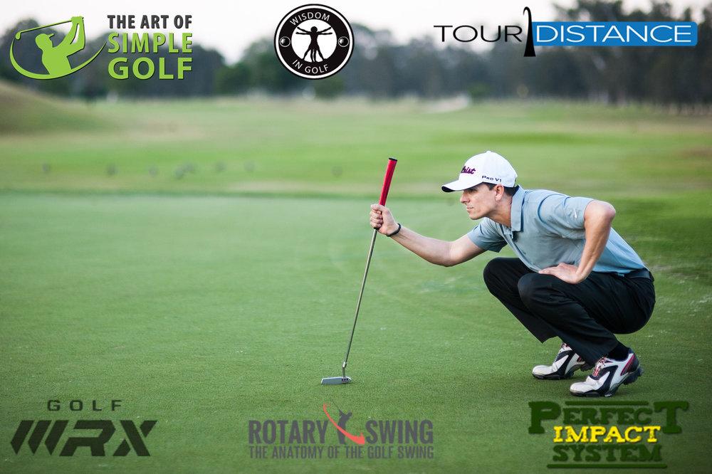 top golf websites -