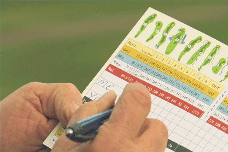 how to figure out your golf handicap   -