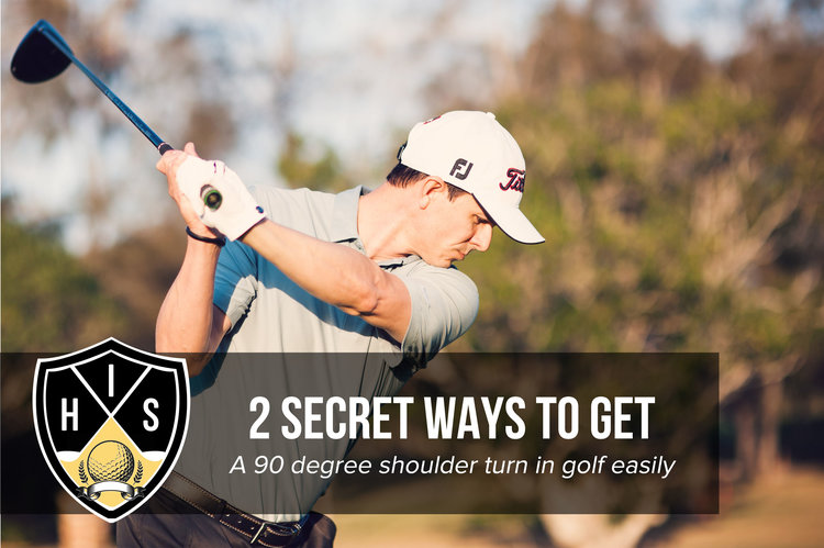 6d3681135c3c Shoulder Turn In Golf  2 Secret Ways to Get a 90 Degree Turn Every ...
