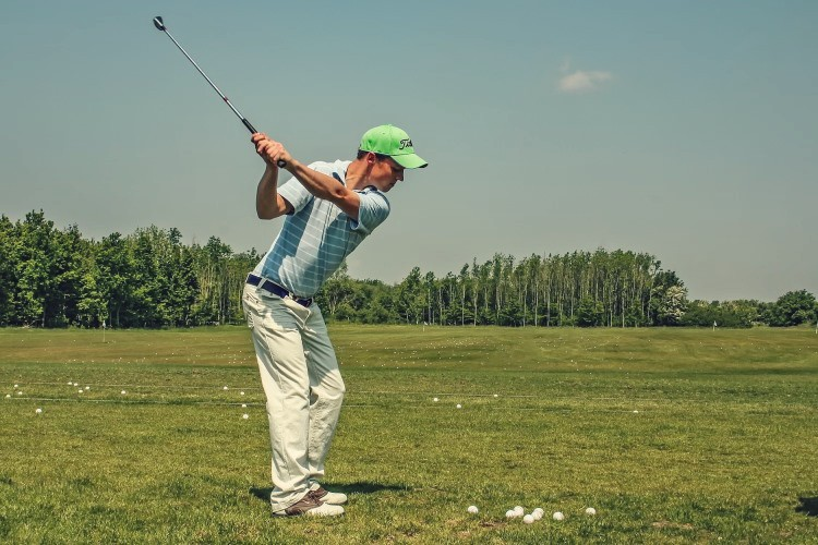 How to shallow out your golf swing like a touring pro