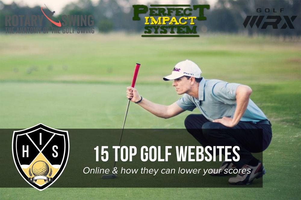 Top Golf Websites