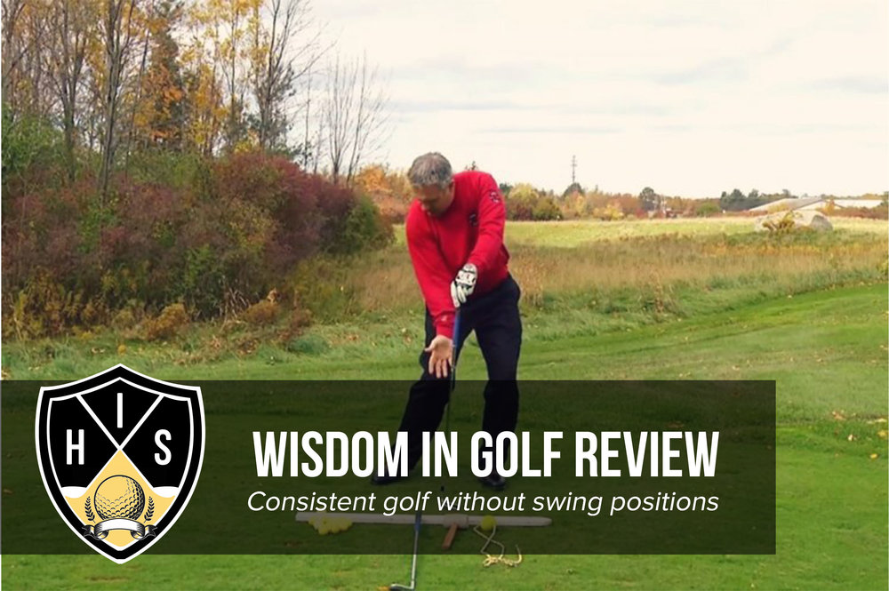 Wisdom In Golf Review