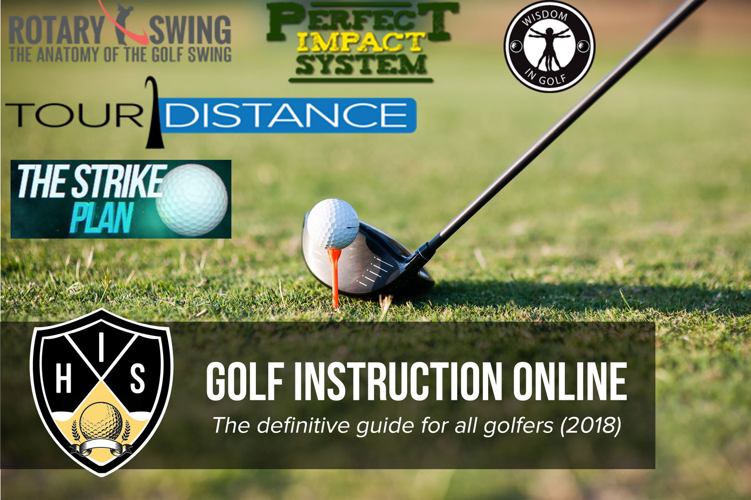 The 15 top golf websites online & how they can help your golf.