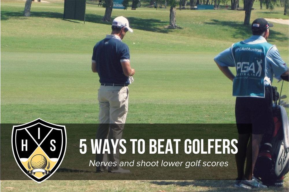 Golfers Nerves