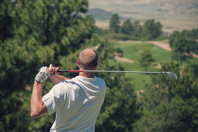 Stop blocking golf shots out to the right and hit your target every time