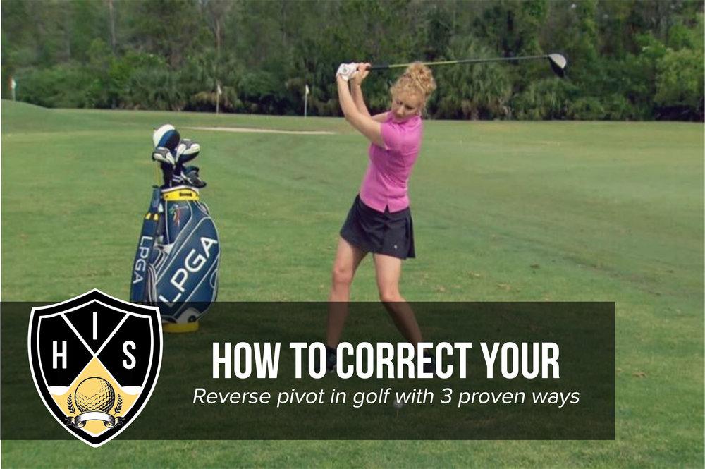 Reverse Pivot Golf