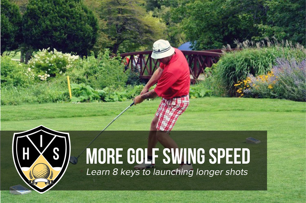 Increase Golf Swing Speed