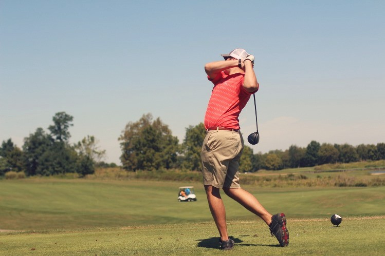 If you want to know how to stop hitting fat golf shots you need to understand why it's happening in the first place. Learn 5 steps to eliminate your fat golf shots for good and hit the ball solid.
