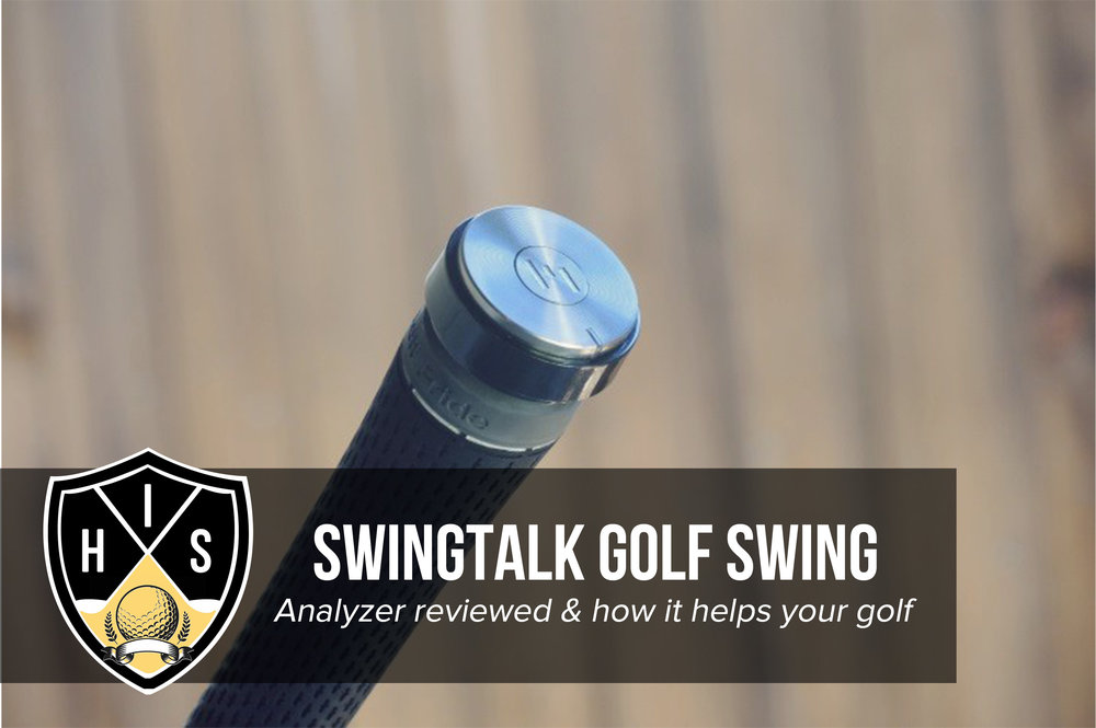 SwingTalk Golf Swing Analyzer Review