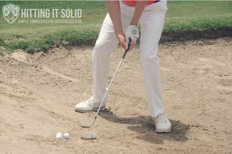 If you want to know how to spin your bunker shots you need to know the right information. Learn how to spin your bunker shots and stop the ball inches from the flag with these simple tips.