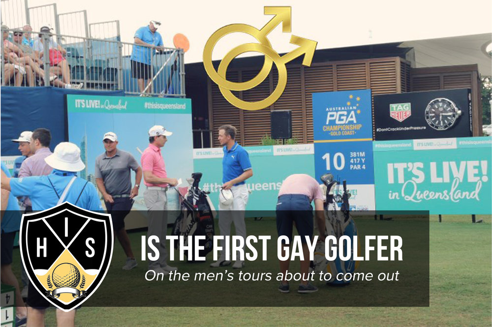 Gay Golfer