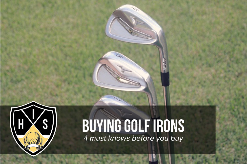 Buying Golf Irons