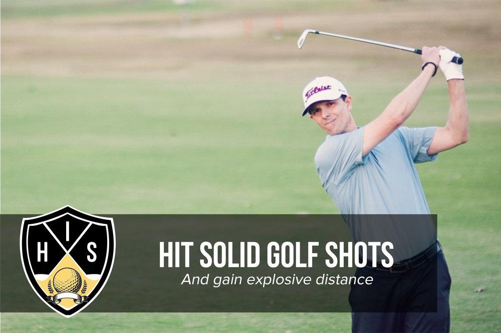 Solid Golf Shots
