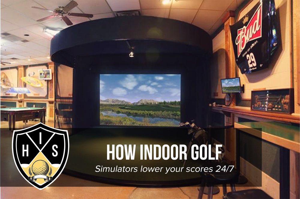 Indoor Golf Simulators