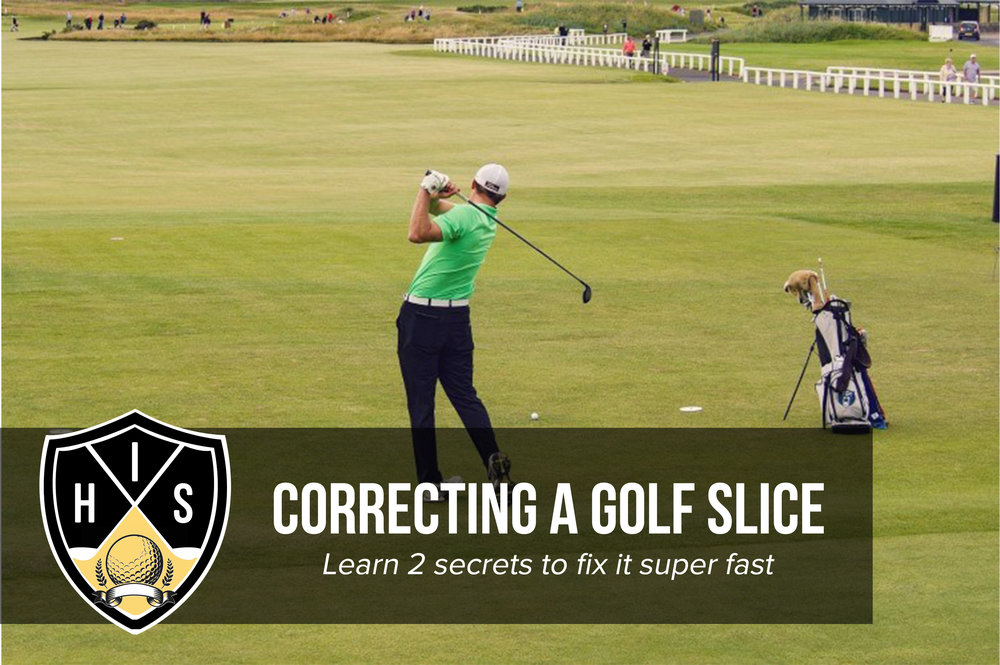 Correcting a Golf Slice