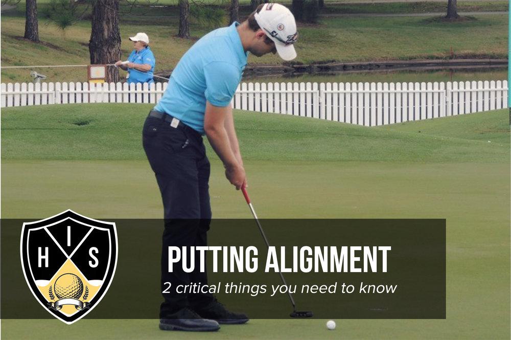 Putting Alignment
