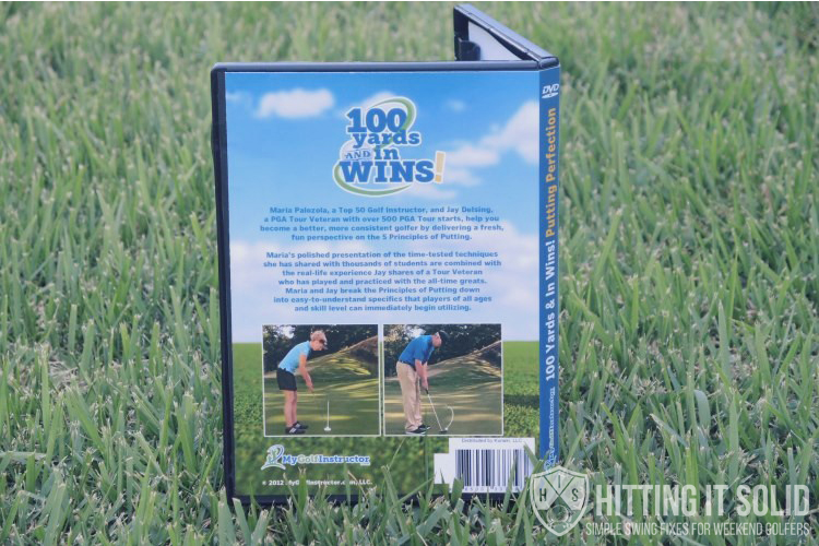 If you want to know how to stop three putting you need the advice of a quality golf putting video like this. Learn the benefits out of the 100 yards and in wins golf putting video and how it can help your game.