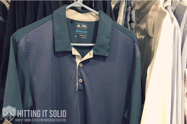 Buy a top quality golf shirt is a top golfing gift for your golf loving partner