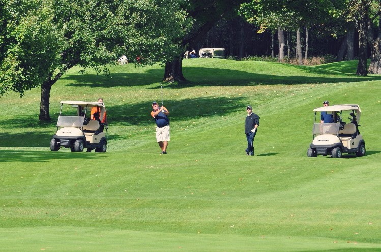Performing the right golf course etiquette is an important part of playing golf