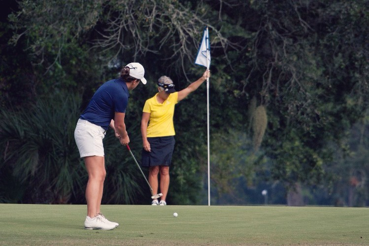 Looking after your playing partners is an important part of golf course etiquette
