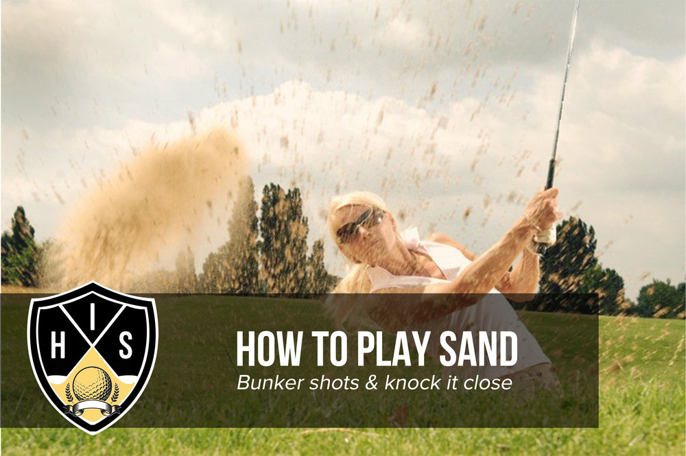 Sand Bunker Shot