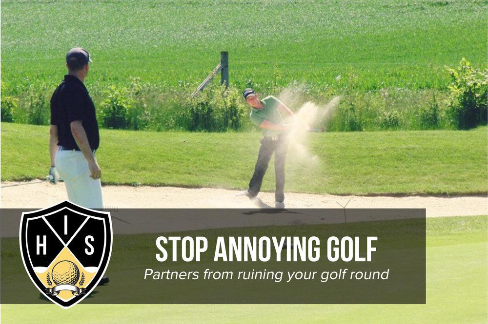 Annoying Golf Partners