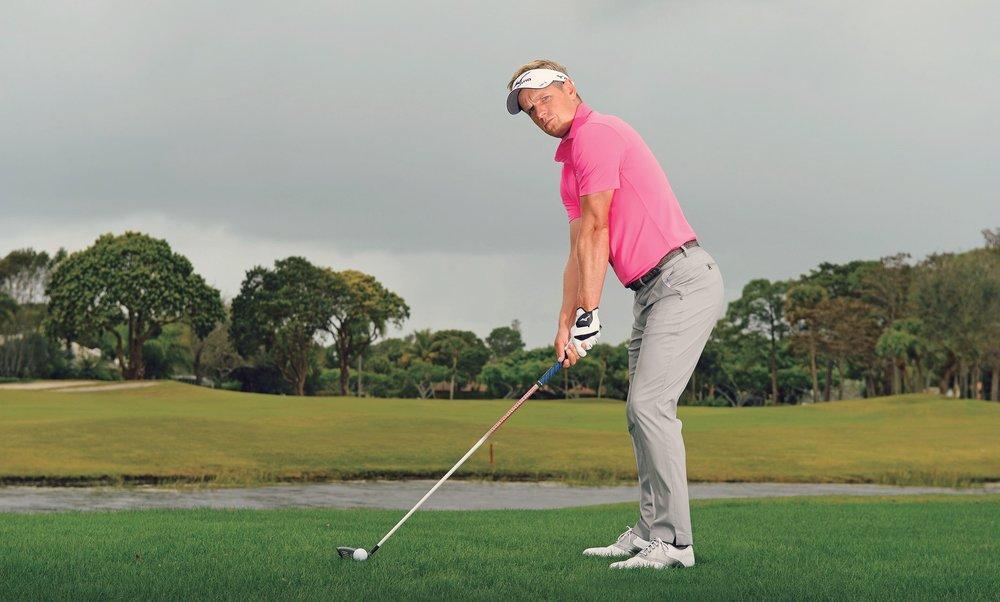 Golf Toe Hits