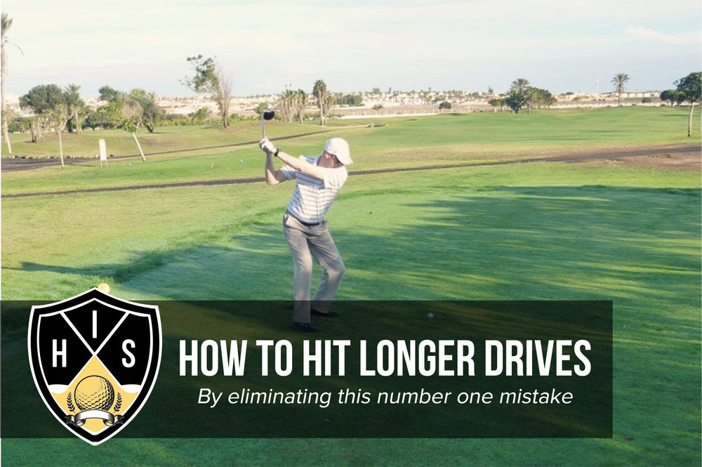 How to Hit Longer Drives