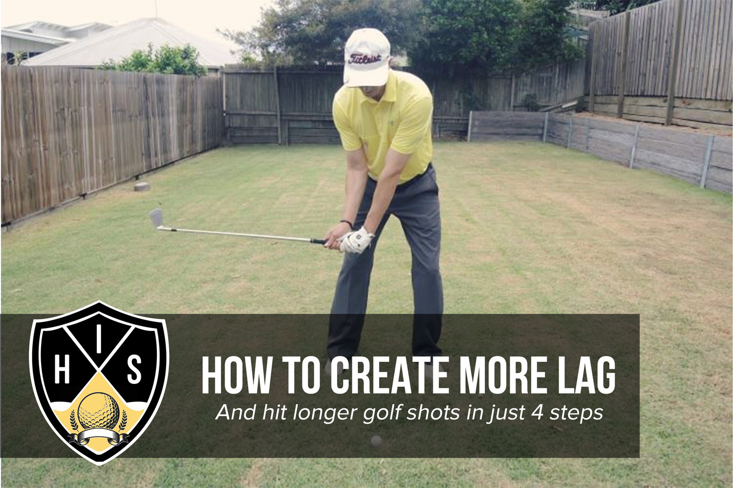 Lag in the Golf Swing: 4 Ways You Can Create Massive Lag