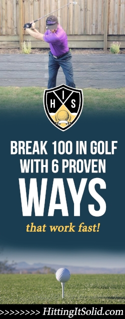If you want to know what are the best ways how to break 100 in golf without any pro lessons then you need to know the right information. Learn these 6 simple secrets that will have you breaking 100 in golf every time.