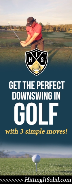 If you want to know how to make the perfect downswing in golf you need to have the right information. Learn 3 simple moves to master the perfect downswing in golf and become a better, more consistent golfer.