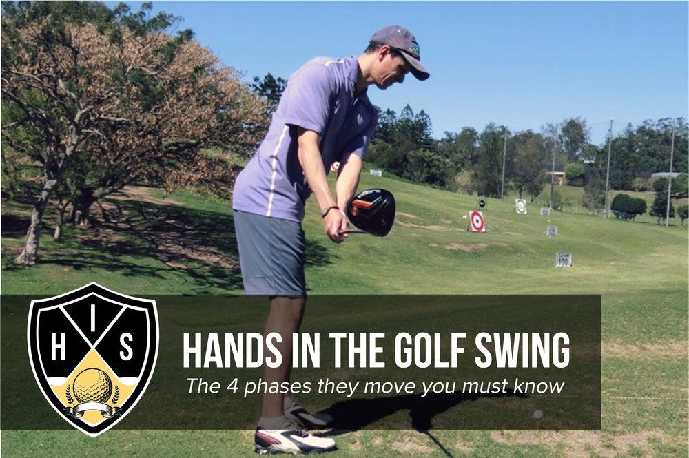 If you want to know the how the hands in the golf swing move correctly you need to know the right information. Learn the 6 phases they move through so you can make a better golf swing leading to lower scores.